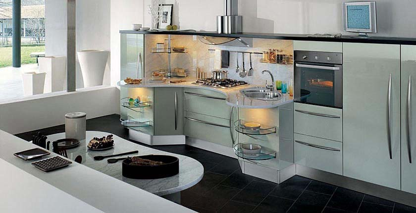 the coolest kitchen in the world