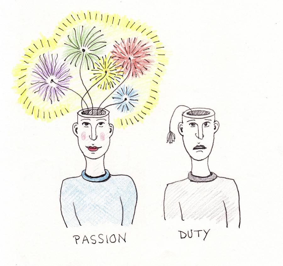 Passion-duty